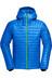 Norrøna M's Falketind PrimaLoft100 Hood Jacket Electric blue